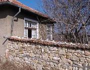 Village Kolyu Marinovo House with stone wall